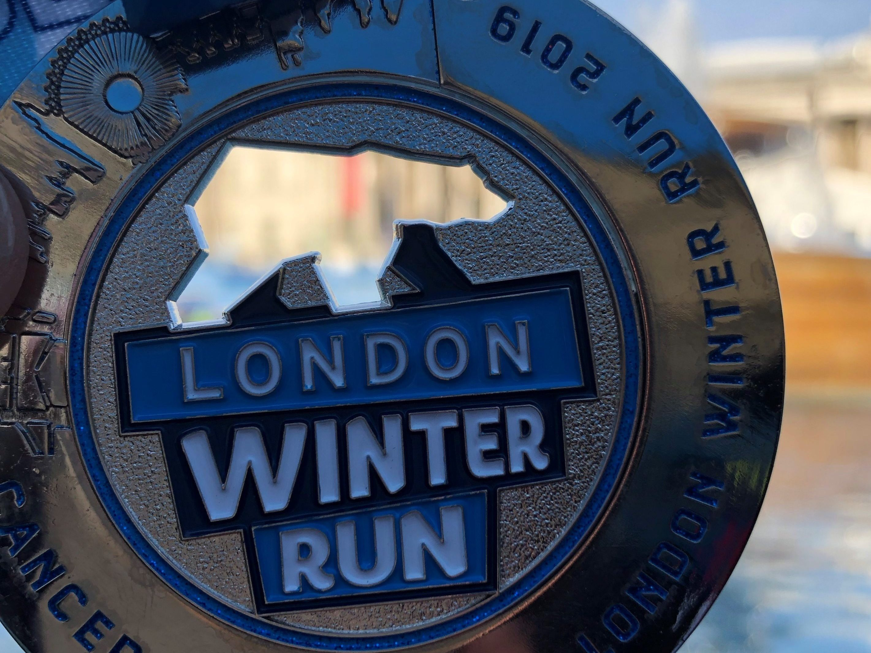 TRTC Ladies Conquer the Cold in the London Winter Run